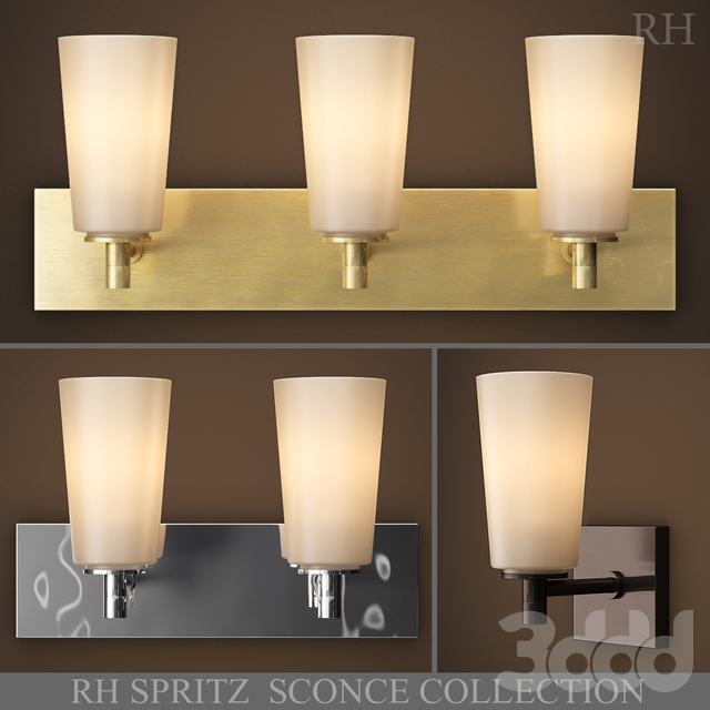 SPRITZ SCONCE COLLECTION
