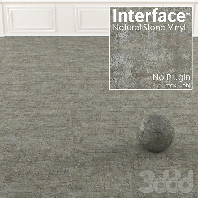 Interface Textured Stone Vinyl Texture No:1
