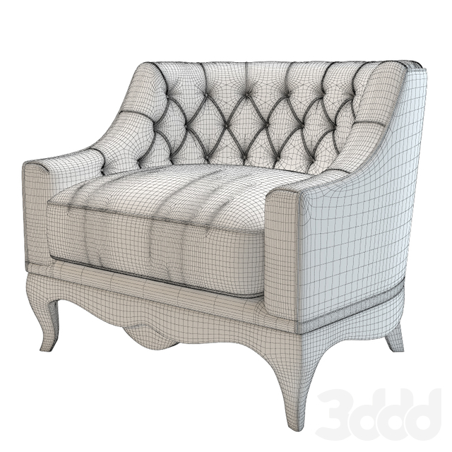 Opera Contemporary Margherita Classic Armchair