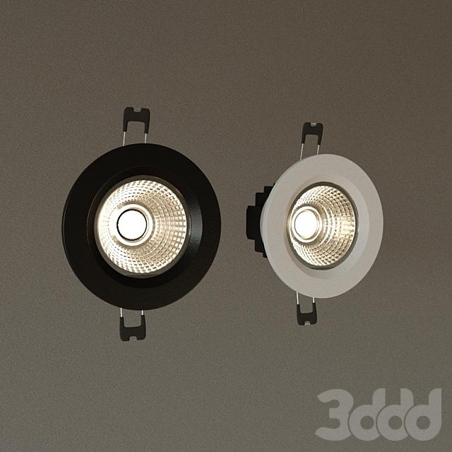 Встраиваемый светильник DS-017B60