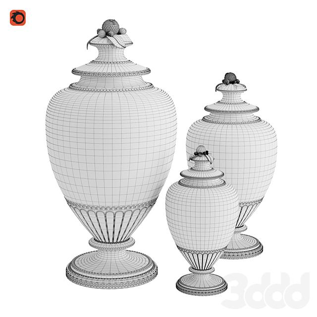 Sigma L2 - Vases set