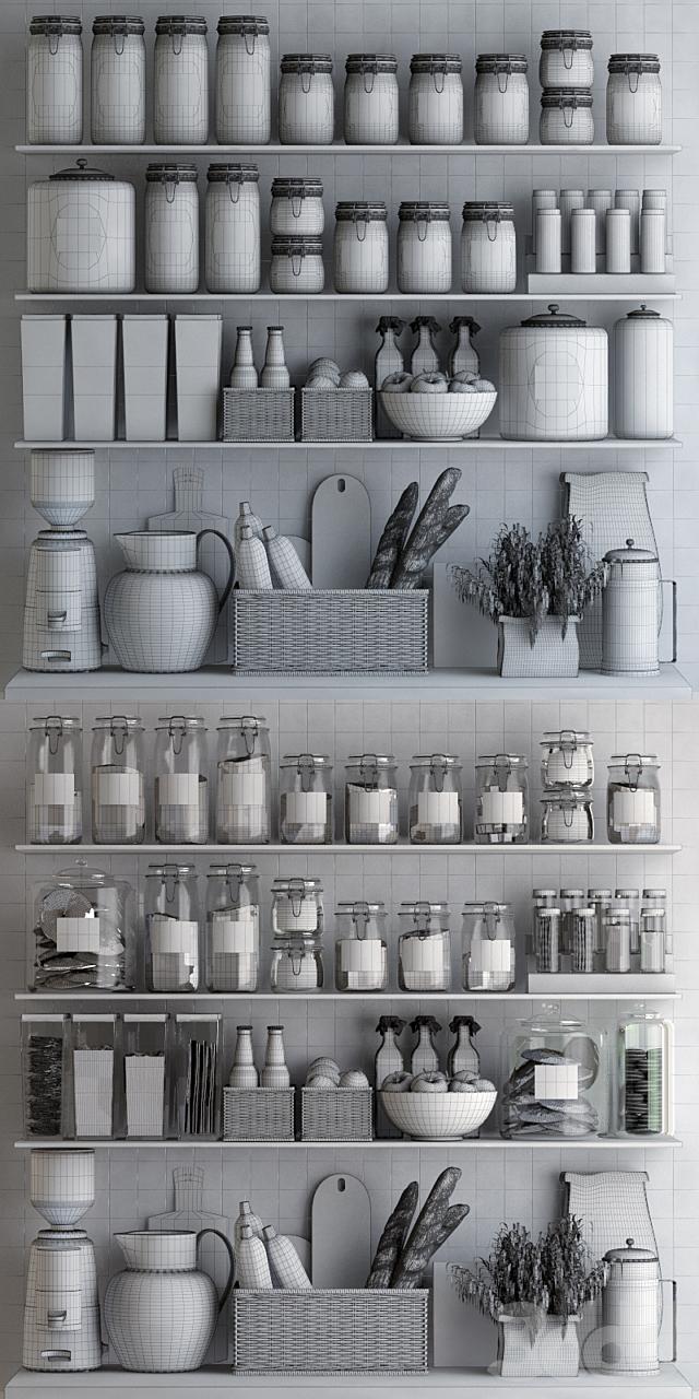 Кухонный набор 2