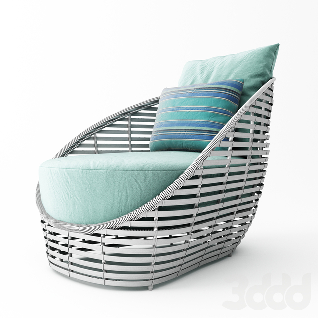 Kenneth Cobonpue Oasis Lounge Chair
