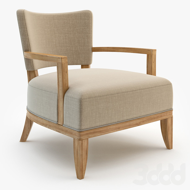 Barbara Barry Fine Time Lounge Chair