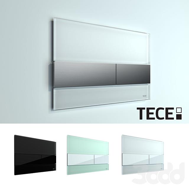 Панели смыва TECE square