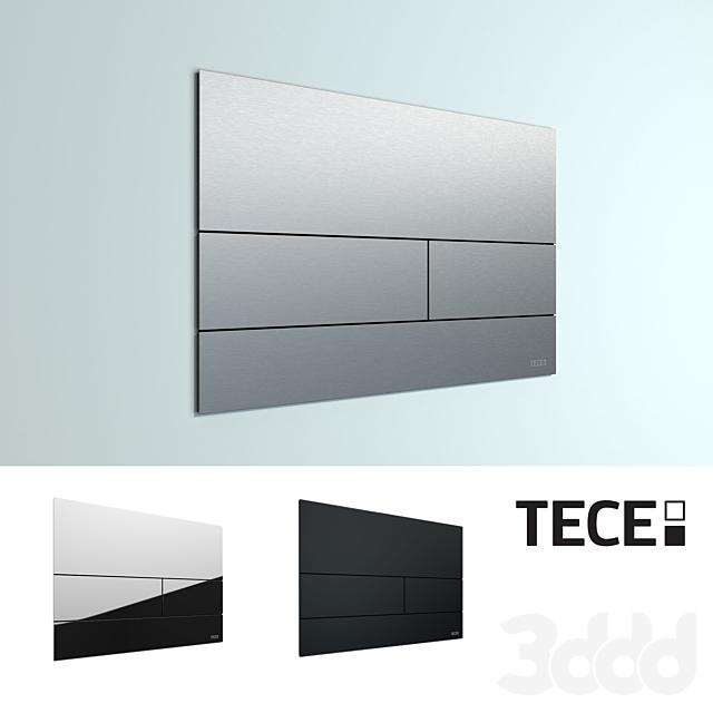 Панели смыва TECE square 2