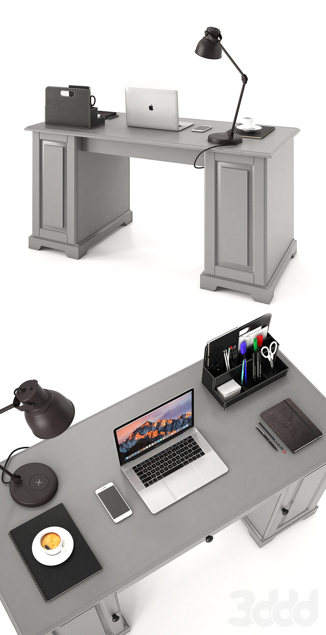 Ikea Liatorp Desk