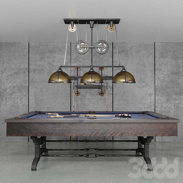 Brunswick Birmingham 8 ft Pool Table