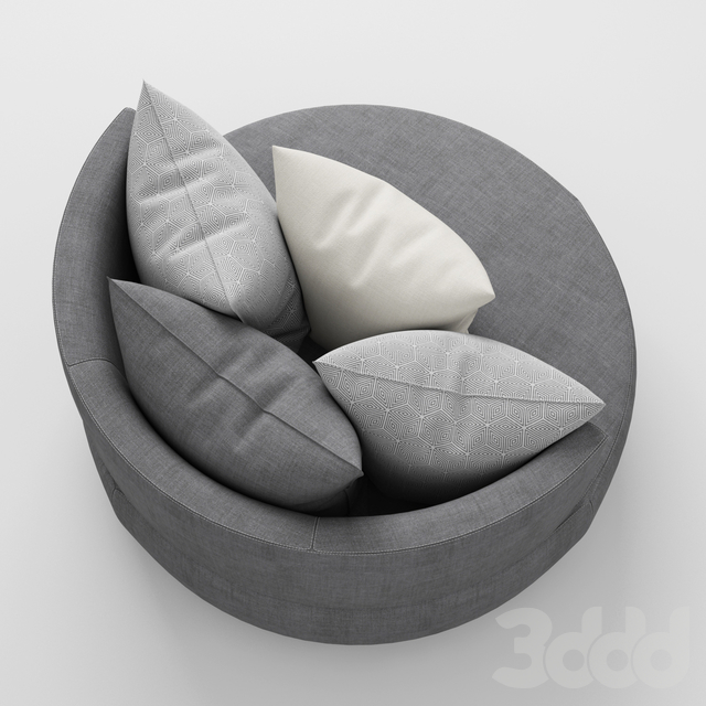 Newtrend Concepts DIVA Armchair