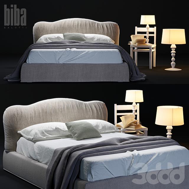 Кровать HOLLIS ( Biba Salotti)