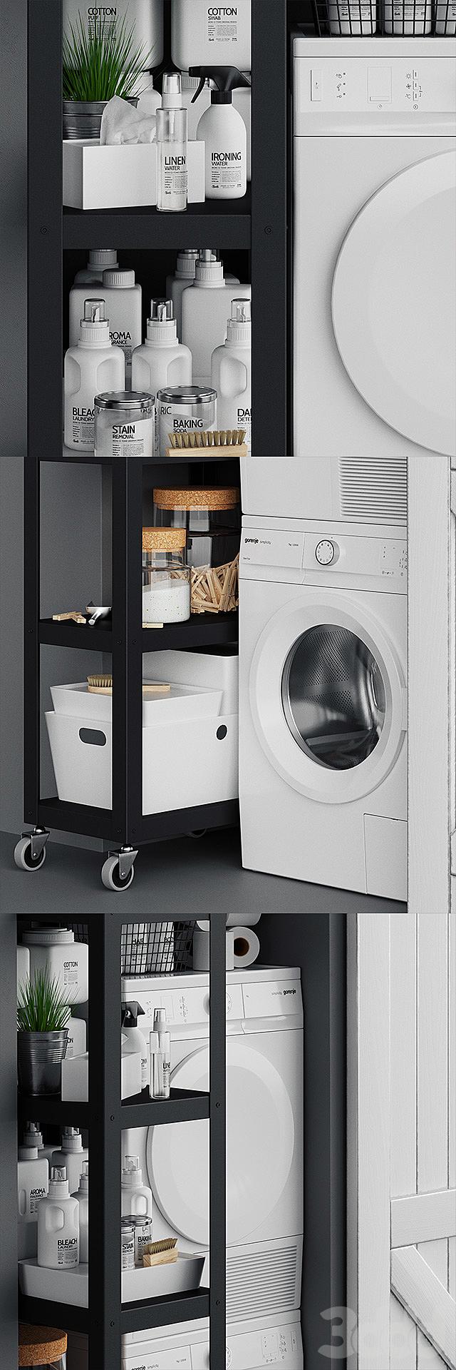 BarnDoor Laundry Set
