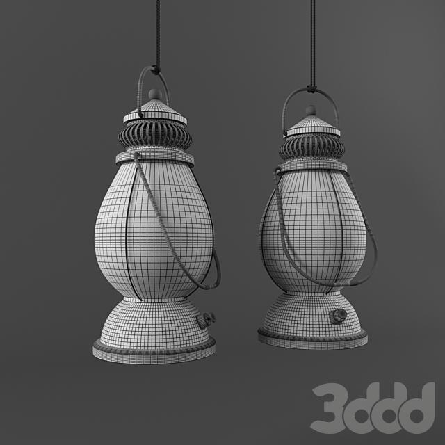 Night Lamp(Rural)