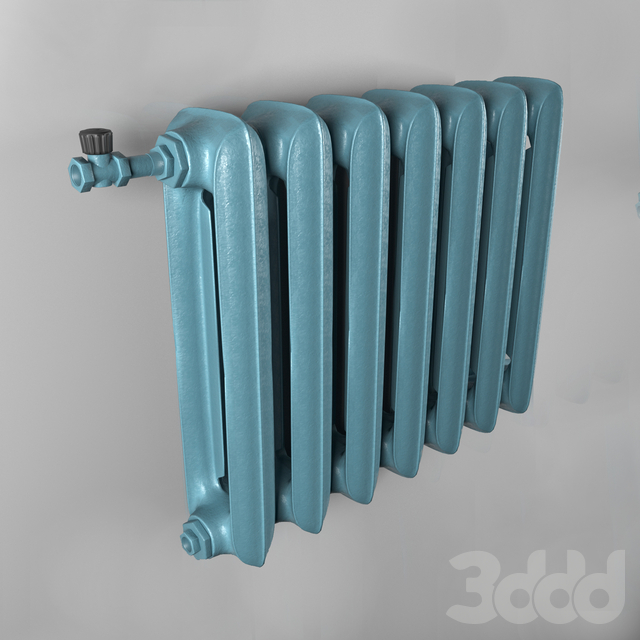 Отопительный радиатор МС-140