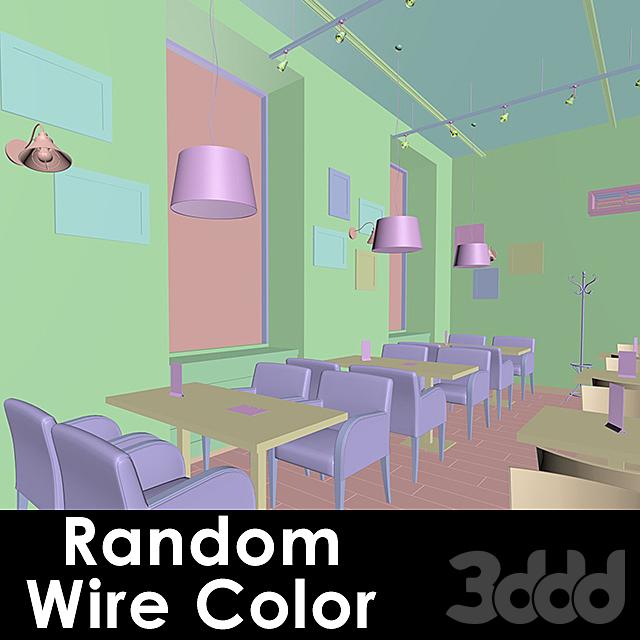 Random Wire Color