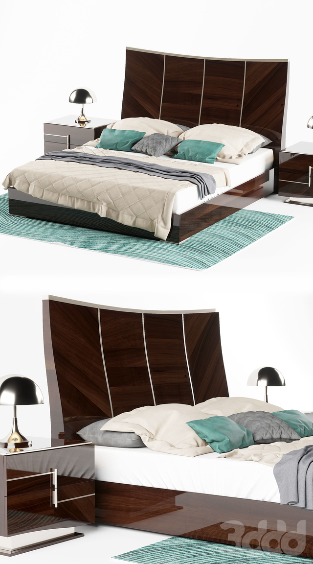ALF  DA FRE bellagio bedroom (на переаттестацию)