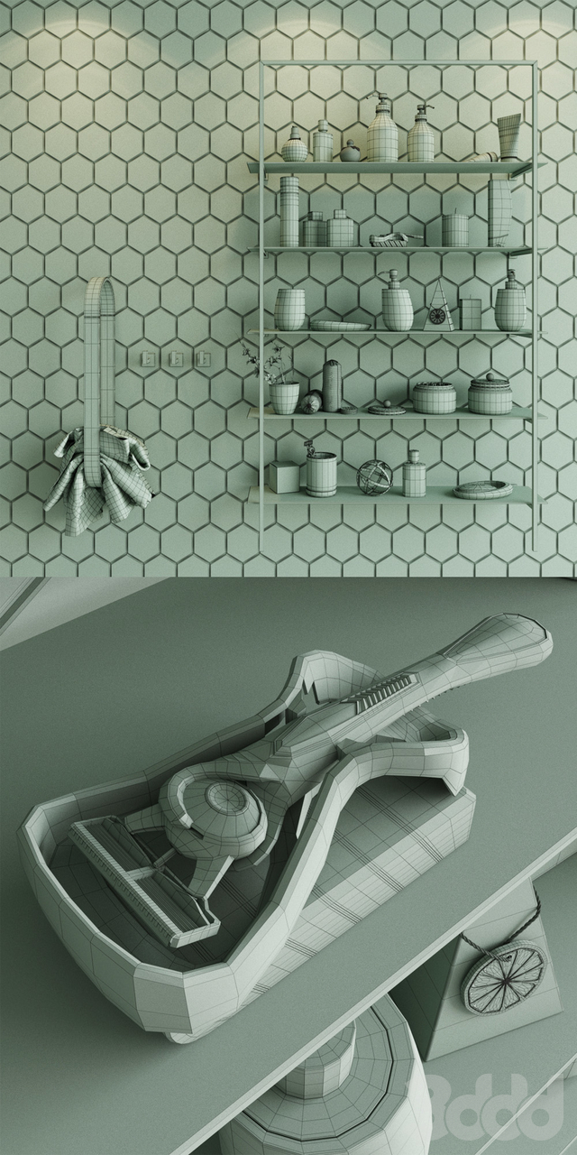 Bathroom set 2