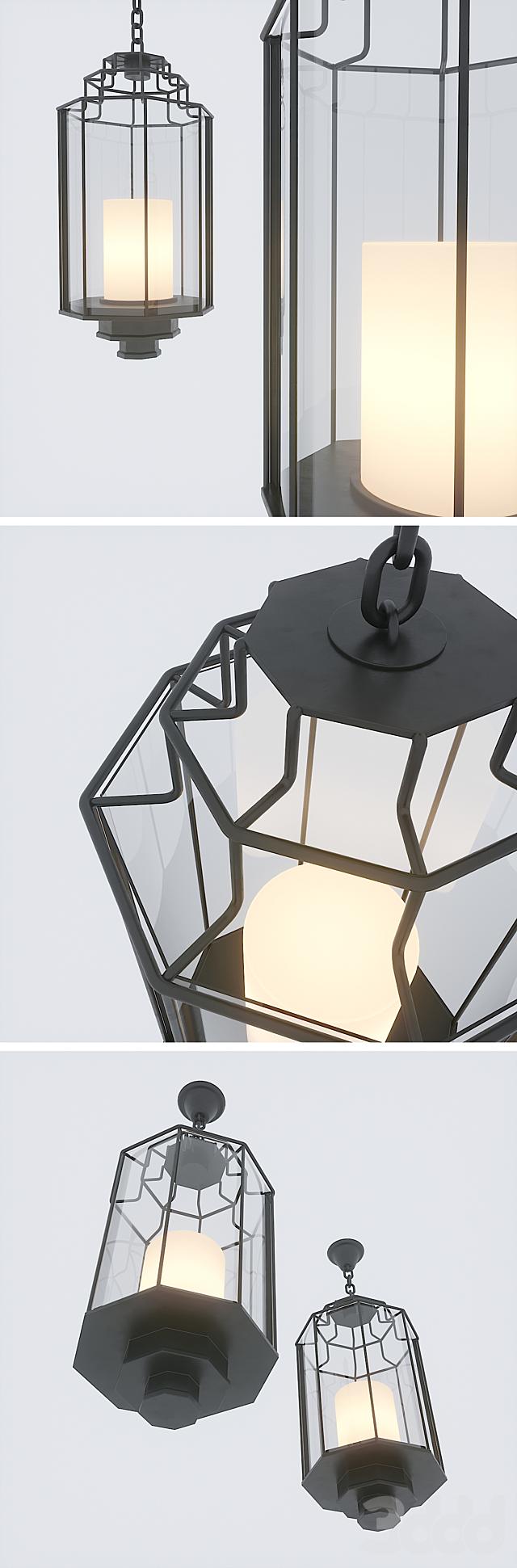 EICHHOLTZ Lantern Monticello
