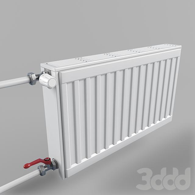 Радиатор отопления Prado Classic