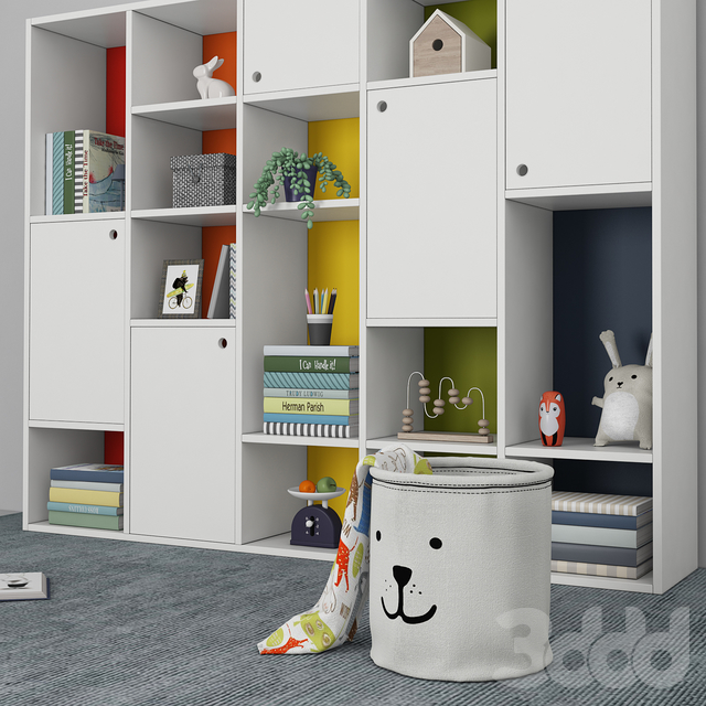 Мебельная композиция для детской 9
