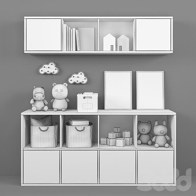 Детская мебель и аксессуары 38