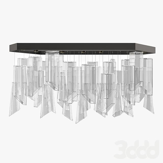 Wired Custom Lighting Kello P Chandelier