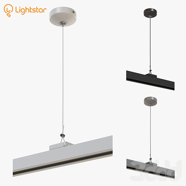 50419x Pendant Lightstar Track Light Sets