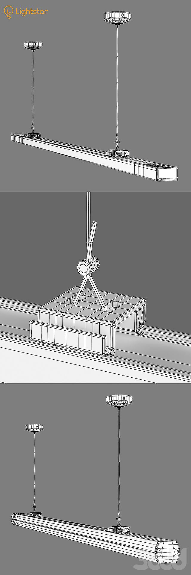 50419x Pendant Lightstar Track Light Sets