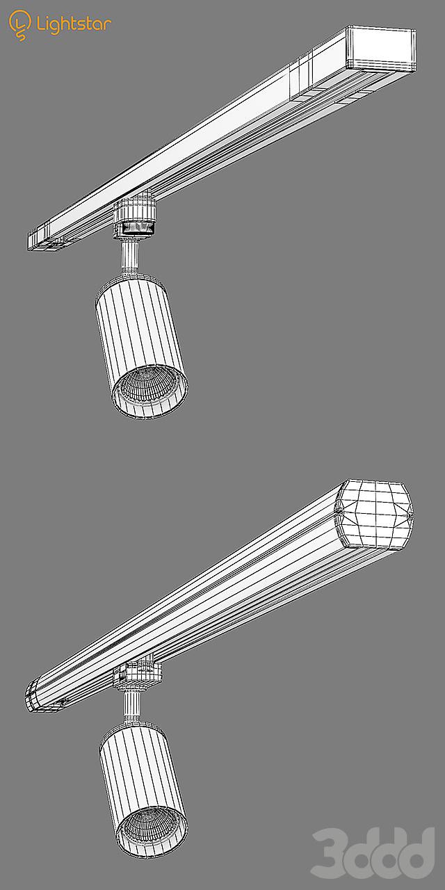 21443x Rullo Lightstar Track Light Sets