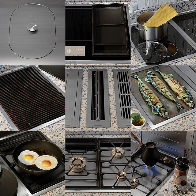 Gaggenau Vario 400 tableware set