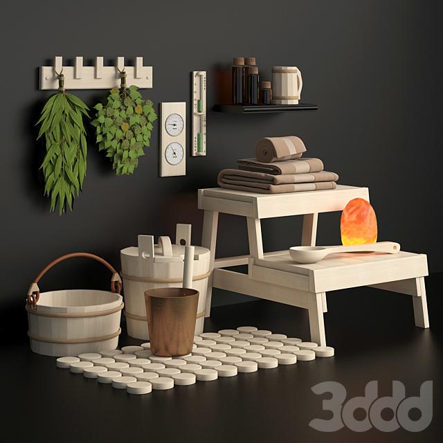 Set for sauna 03