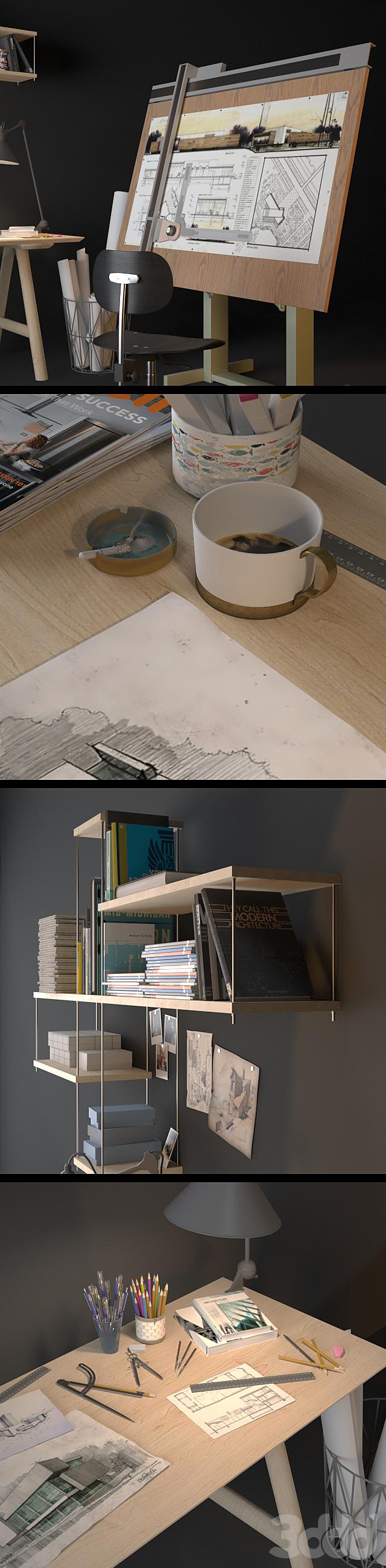 Архитектурный уголок