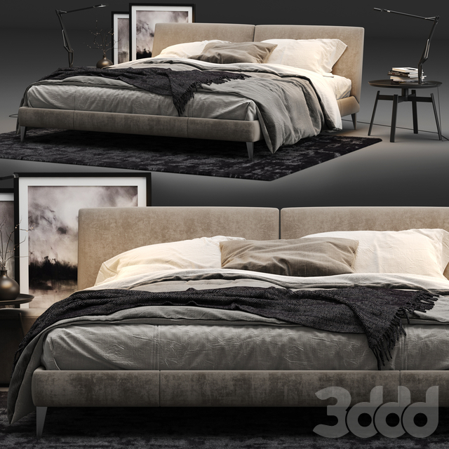 Maxalto Selene Bed