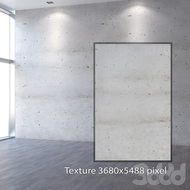Бетонная стена 476