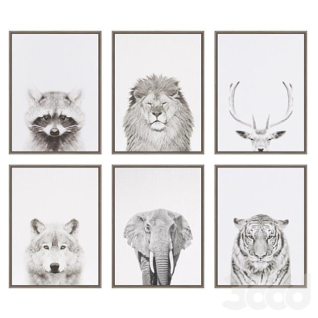 Картины с животными_2.
