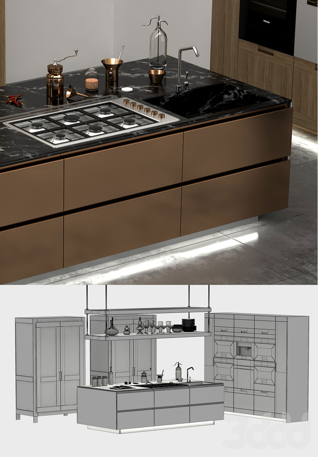 Italiana ARCLINEA Kitchen