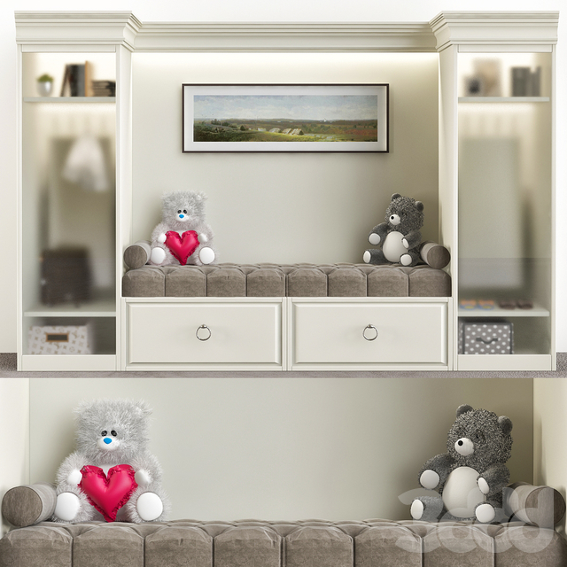 Wardrobe Teddy