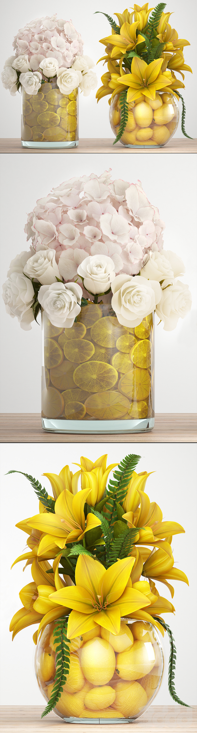 Букет цветов 67.