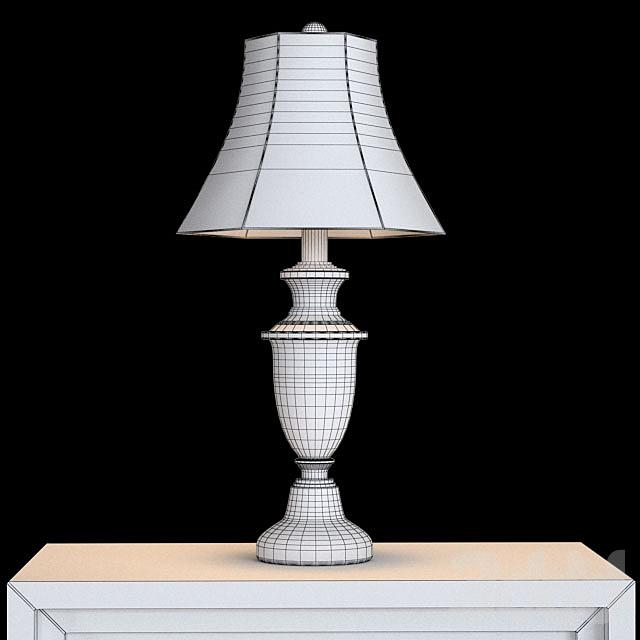 Rowan Table Lamp Set