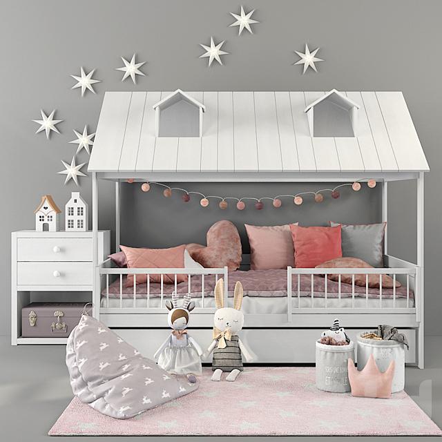 Кровать LifeTime BEACHHOUSE HUTBED 01