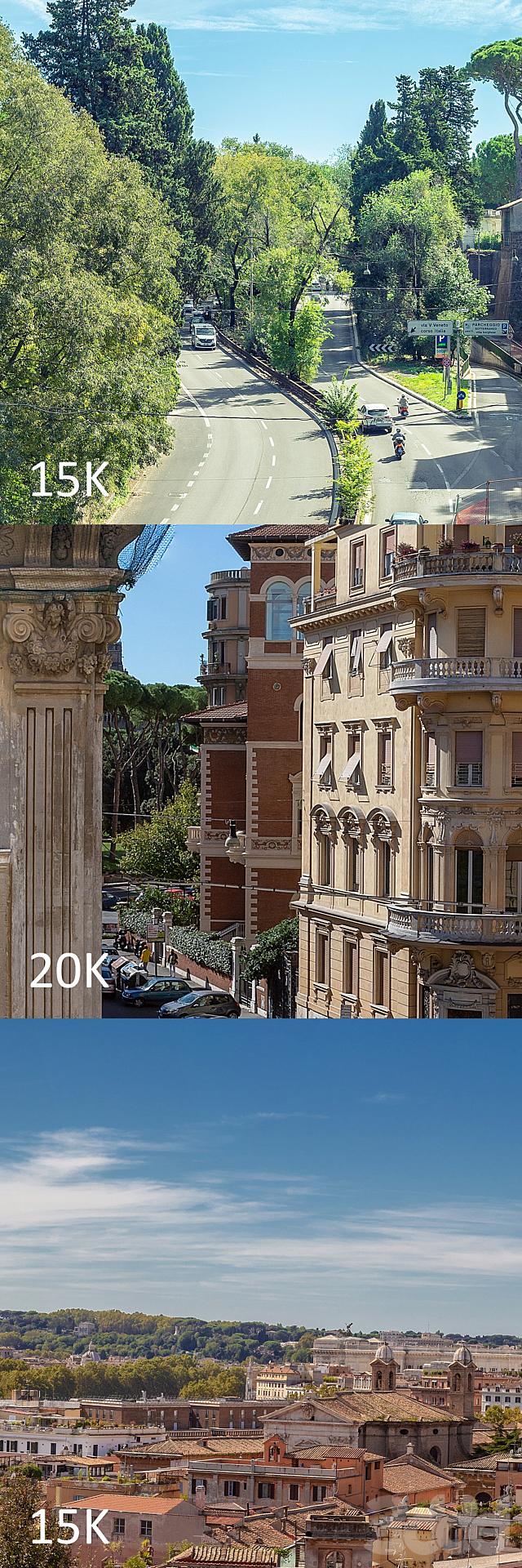 Панорамы Рима