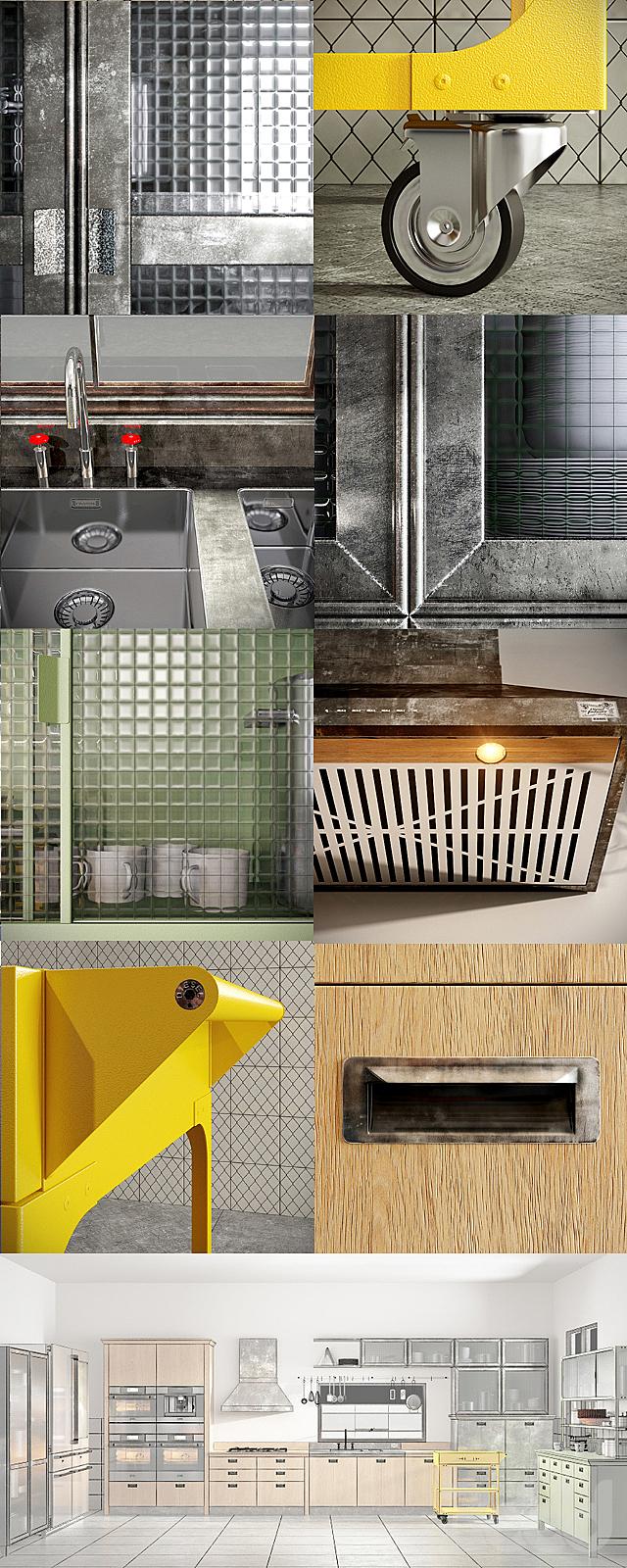 Scavolini diesel social kitchen 001