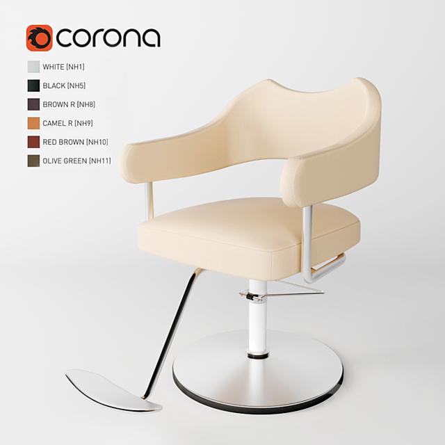 Styling Chair Nami, Takara Belmont
