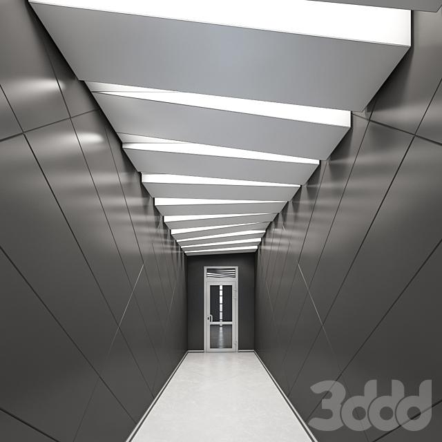 Подвесной потолок (Сeiling_005)