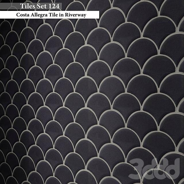 Tiles set 124