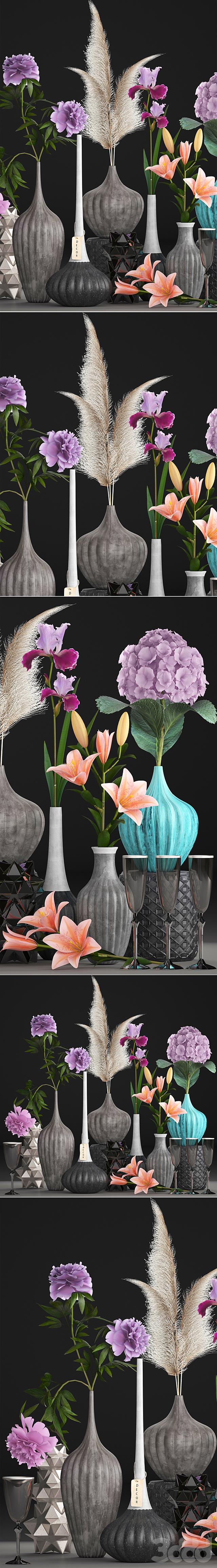 Букет цветов 76.