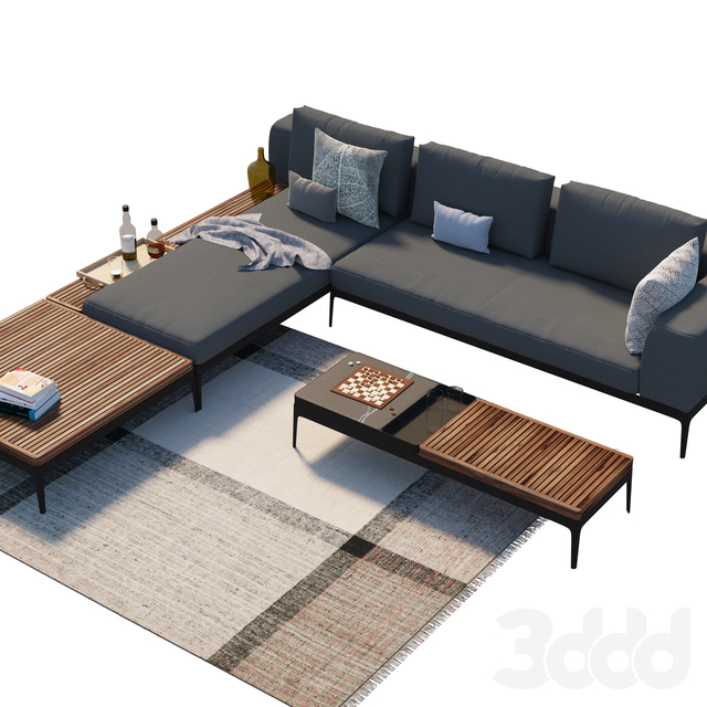Lounge Grid Gloster