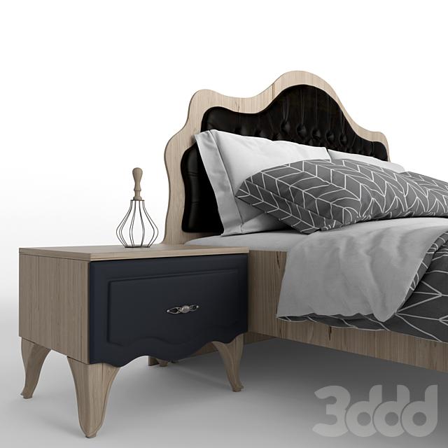 Classic bed Balance WT3