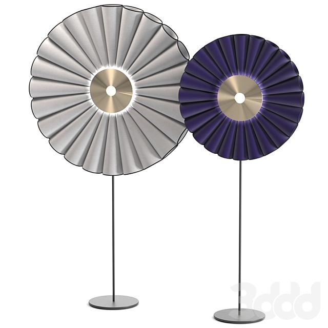 Reine floor lamp design Chape & Mache