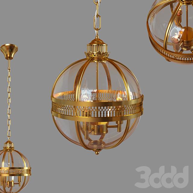 Umeiluce globe bronze \ Lantern residential LOFT3043-BR