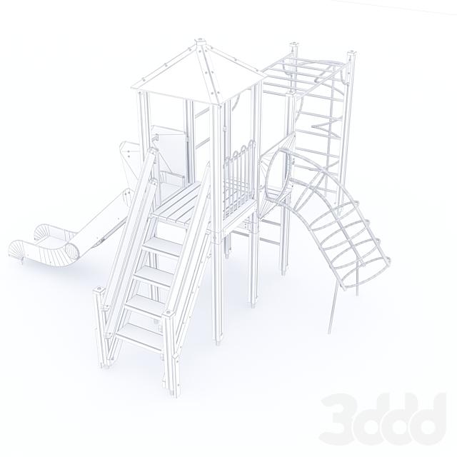 Детский игровой комплекс 8